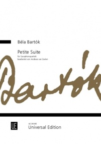 Bartok: Petite Suite for Saxophone Quartet published by Universal