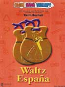 Crash Bang Wallop! Waltz Espana Book & CD by Bartlett for Percussion published by UMP