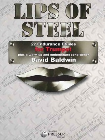 Baldwin: Lips of Steel for Trumpet published by Presser