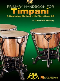 Whaley: Primary Handbook for Timpani Book & CD published by Hal Leonard