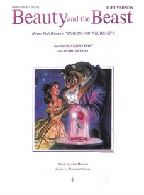 Beauty And The Beast for Vocal Duet published by Hal Leonard