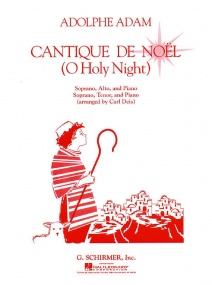 Adam: Cantique De Noel (O Holy Night) Duet published by Schirmer