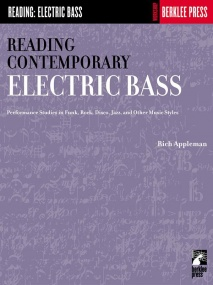Appleman: Reading Contemporary Electric Bass published by Schirmer