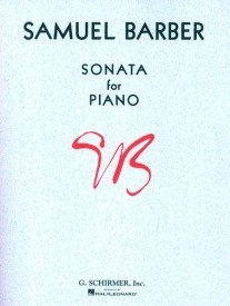 Barber: Sonata for Piano published by Schirmer