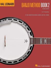 Hal Leonard Banjo Method: Book 2 (Second Edition)