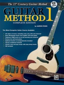 21st Century Guitar Method 1 (Complete Edition) Book & CD published by Alfred