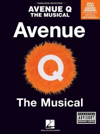 Avenue Q: The Musical - Vocal Selection published by Hal Leonard