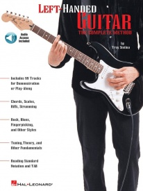 Left-Handed Guitar Technique by Stetina published by Hal Leonard