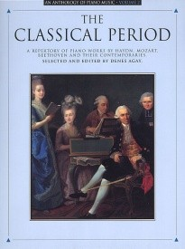 Anthology of Piano Music Volume  2 - The Classical Period published by Wise