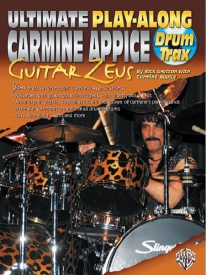 Ultimate Play-Along Drum Trax: Carmine Appice Guitar Zeus published by IMP