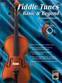 Fiddle Tunes Basic And Beyond Book & CD published by Alfred