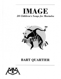 Quartier: Image for Marimba published by Hal Leonard