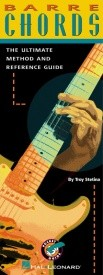 Barre Chords by Stetina for Guitar published by Hal Leonard