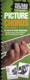 Gig Bag Book of Ukulele Picture Chords published by Wise
