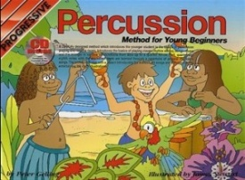 Progressive Percussion Method For Young Beginners published by Koala