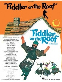 Fiddler On The Roof - Vocal Score published by Hal Leonard