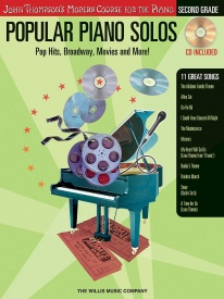 Popular Piano Solos: 2nd Grade - Pop Hits, Broadway, Movies And More! published by Willis