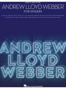 Andrew Lloyd Webber: For Singers - Men's Edition published by Hal Leonard