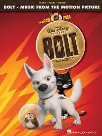 Bolt: Music From The Motion Picture - Vocal Selections published by Hal Leonard