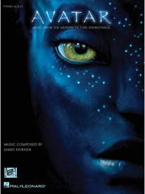 Avatar Piano Soundtrack published by Hal Leonard