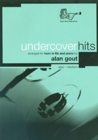 Undercover Hits for Horn in Eb published by Brasswind