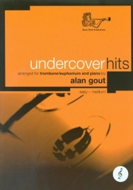 Undercover Hits for Trombone (Treble Clef) published by Brasswind