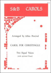 Percival: Carol for Christingle SS published by Stainer and Bell