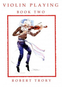 Trory: Violin Playing Book 2 published by Waveney Music Publishing