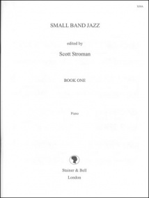 Small Band Jazz Book 1 published by Stainer & Bell - Piano Part