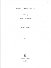 Small Band Jazz Book 2 published by Stainer & Bell - Piano Part