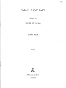 Small Band Jazz Book 5 published by Stainer & Bell - Piano Part