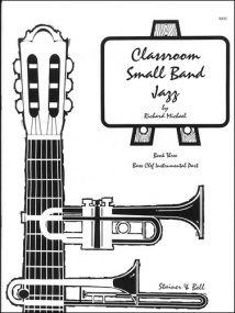 Michael: Classroom Small Band Jazz Book 3 published by Stainer & Bell - Additional Bass Clef Part