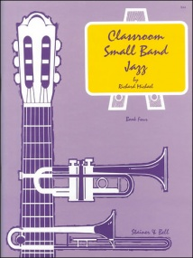 Michael: Classroom Small Band Jazz Book 4 published by Stainer & Bell - Score