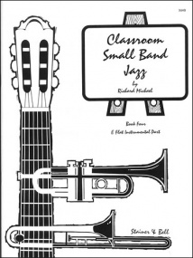Michael: Classroom Small Band Jazz Book 4 published by Stainer & Bell - Additional Eb Part