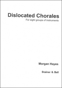 Hayes: Discolated Chorales published by Stainer & Bell