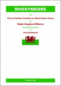 Vaughan Williams: Rhosymedre from Three Preludes for Brass published by Stainer and Bell - Score & Parts