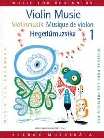 Music for Beginners - Violin Volume 1 published by EMB