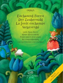Orban: Enchanted Forest for Piano Book & CD published by EMB