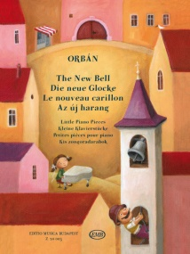 Orban: The New Bell for Piano published by EMB