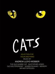 Lloyd Webber: Cats for Violin published by Faber