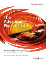 The Advanced Pianist Book 1 published by Faber