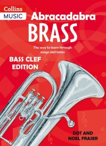 Abracadabra Brass Bass Clef Pupil Book published by Collins Music