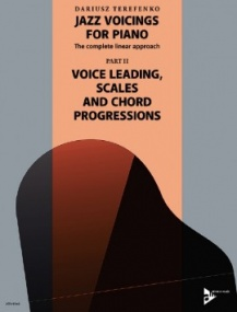 Jazz Voicings For Piano: The complete linear approach Volume 2 published by Advance