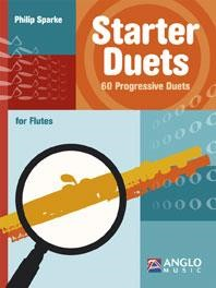 Sparke: Starter Duets for flutes published by Anglo Music
