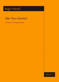 Purcell: Take Two Clarinets Book 2 published by Astute