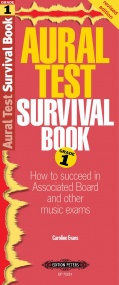 Aural Test Survival Book Grade 1 published by Peters Edition