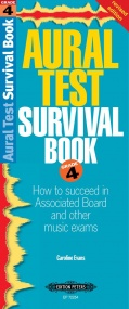 Aural Test Survival Book Grade 4 published by Peters Edition