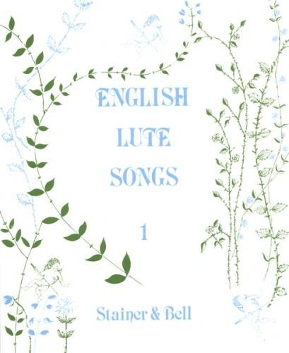 English Lute Songs Book 1 published by Stainer & Bell