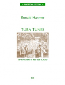 Hanmer: Tuba Tunes for Tuba published by Emerson