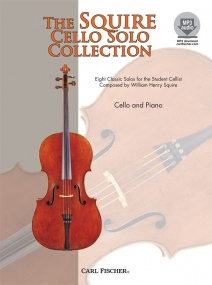 Squire: The Squire Cello Solo Collection published by Fischer